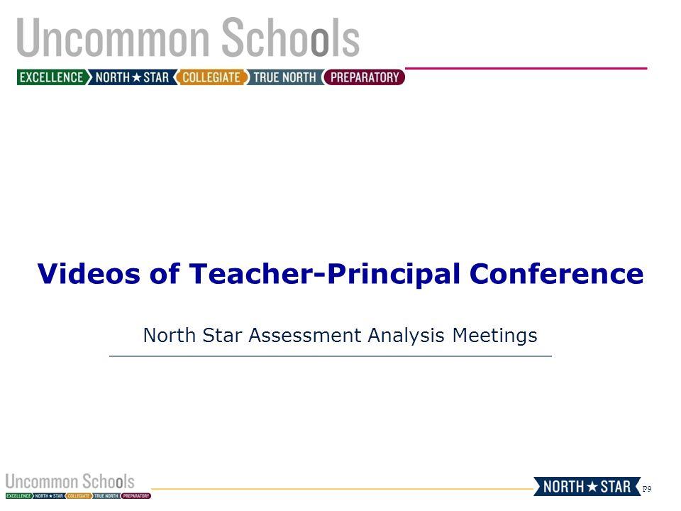 Videos of Teacher-Principal Conference