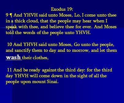 Exodus 19: