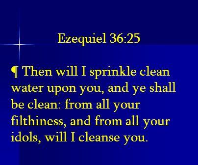Ezequiel 36:25