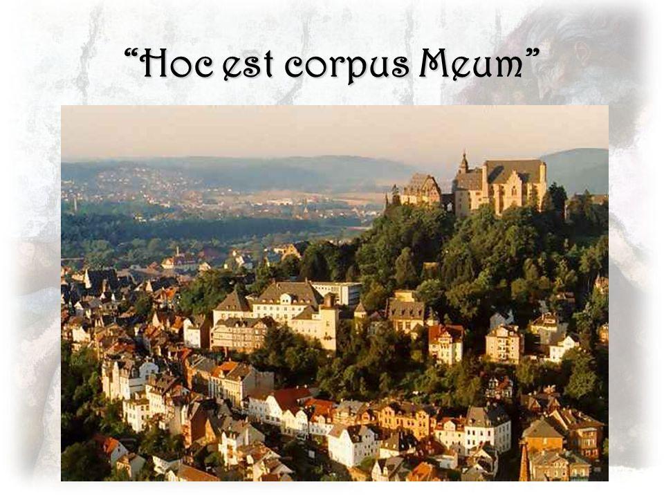 Hoc est corpus Meum