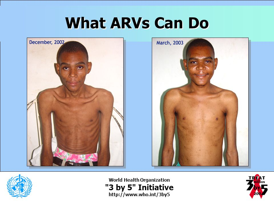 What ARVs Can Do