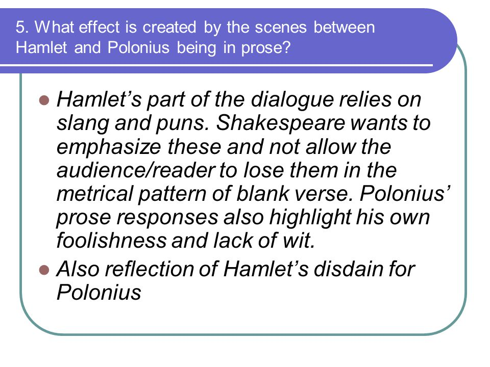 hamlet essay options The madness of hamlet english literature essay the only reason that can be tossed out the window as an option is some might argue that hamlet's madness.