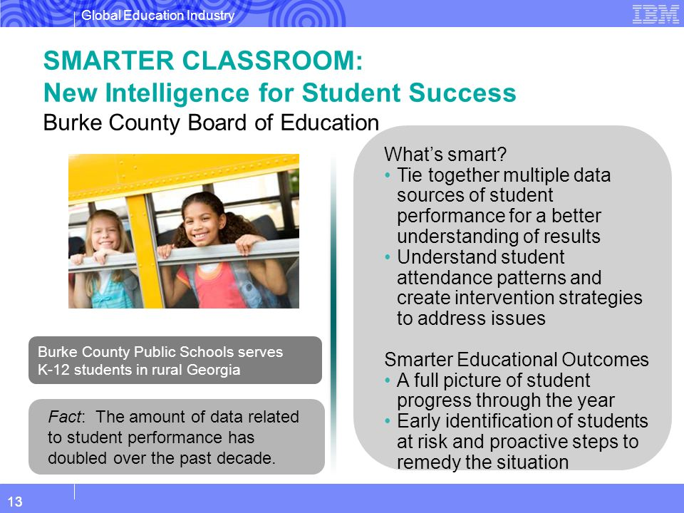 New Intelligence for Student Success