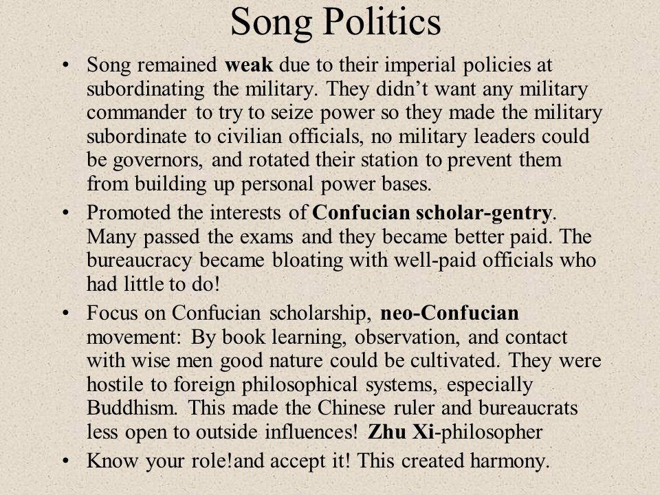 Song Politics