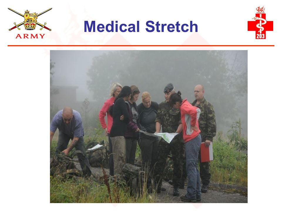 Medical Stretch