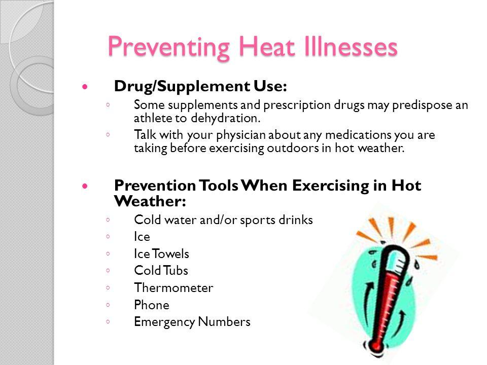 Preventing Heat Illnesses