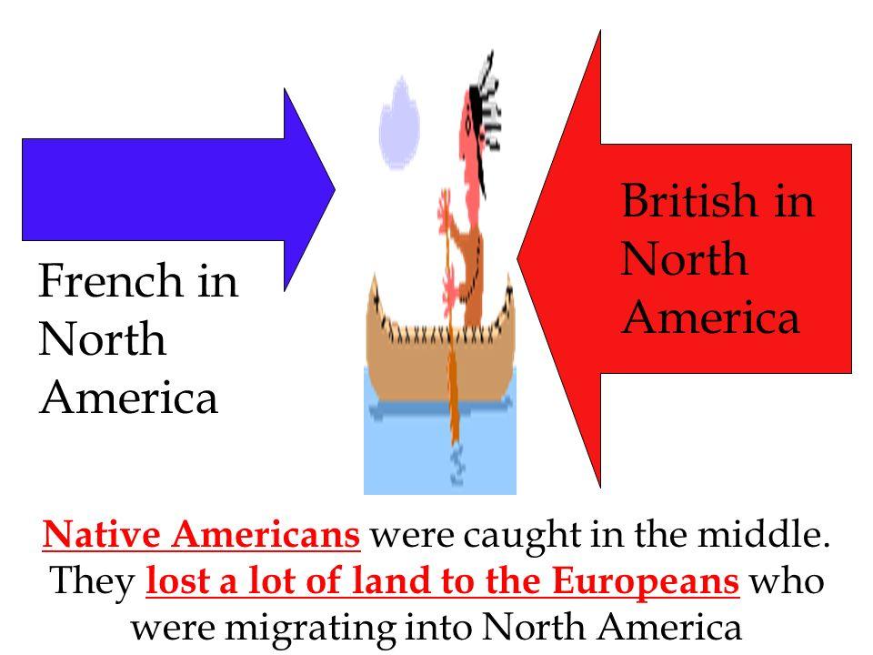 British in North America