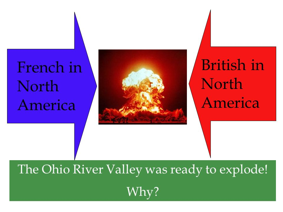 The Ohio River Valley was ready to explode!