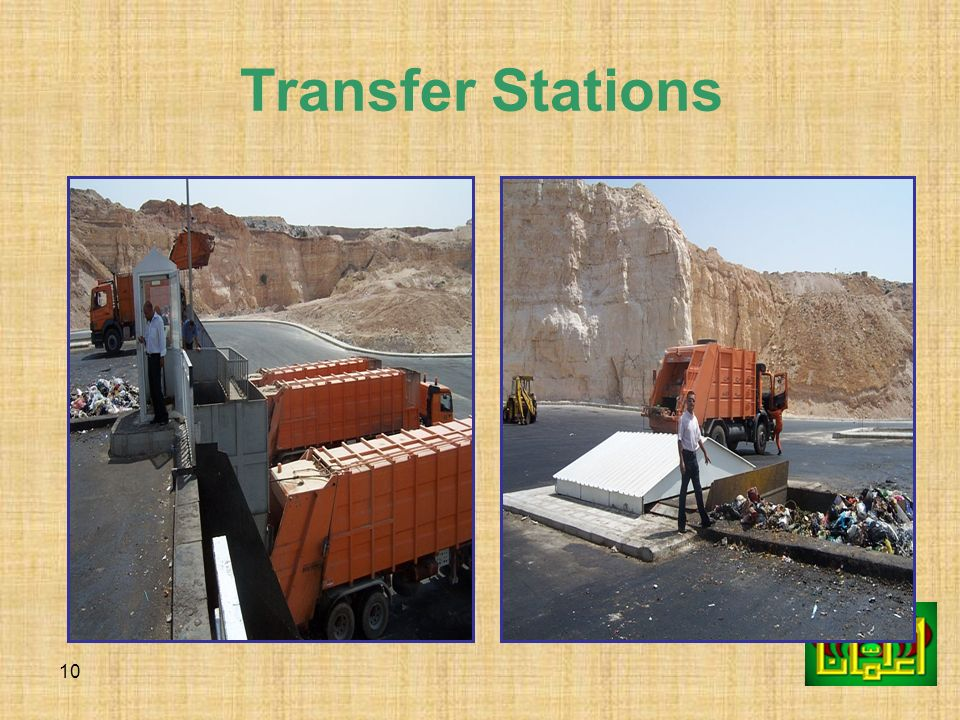 Transfer Stations