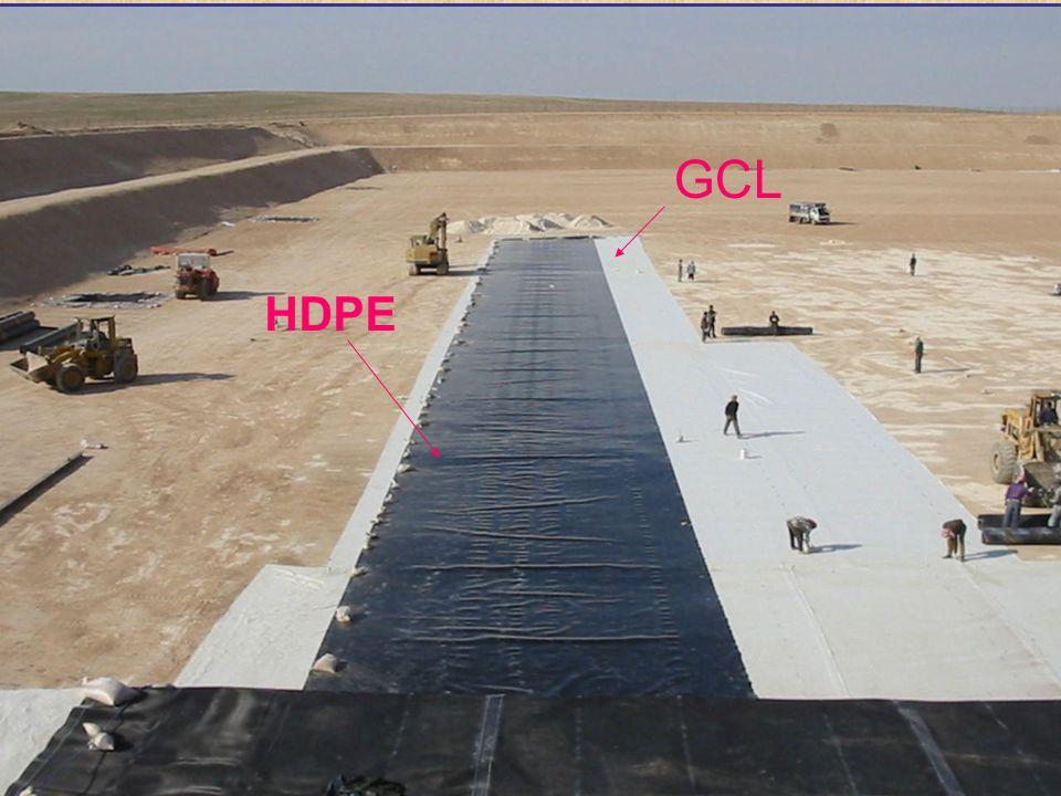 GCL HDPE