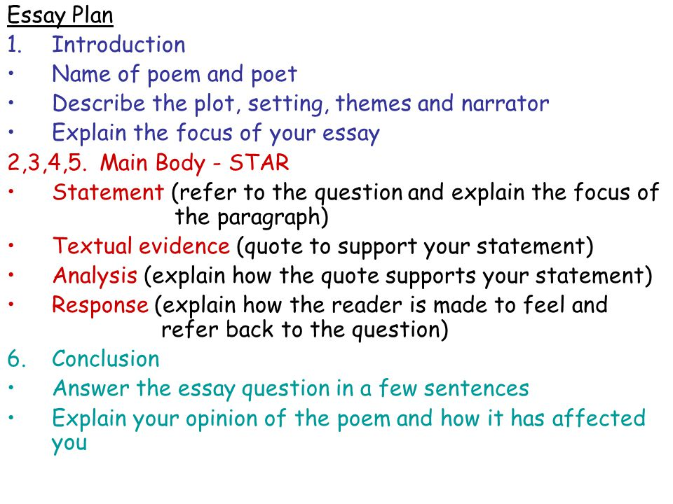 english poetry essay introduction