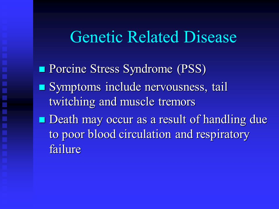 Genetic Related Disease