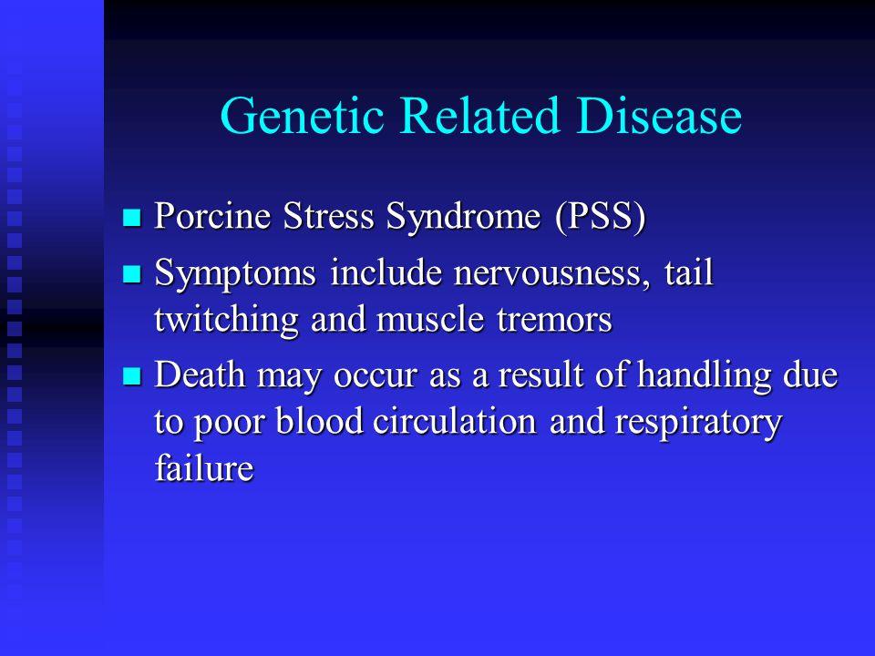 Genetic Related Disease