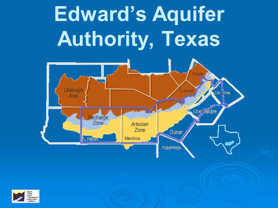 Edward's Aquifer Authority, Texas