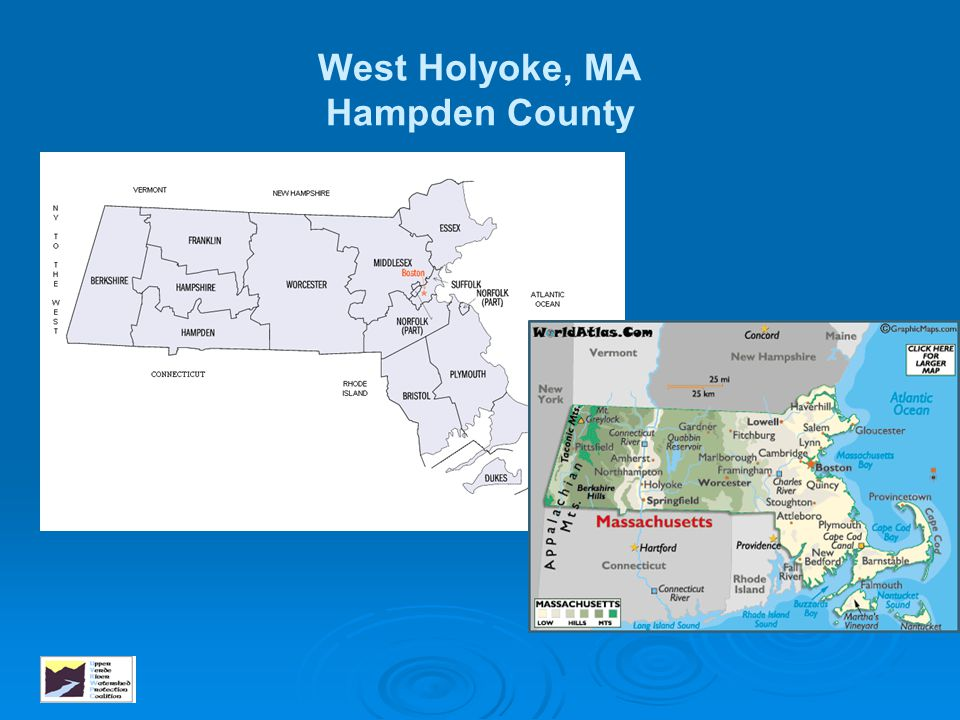 West Holyoke, MA Hampden County
