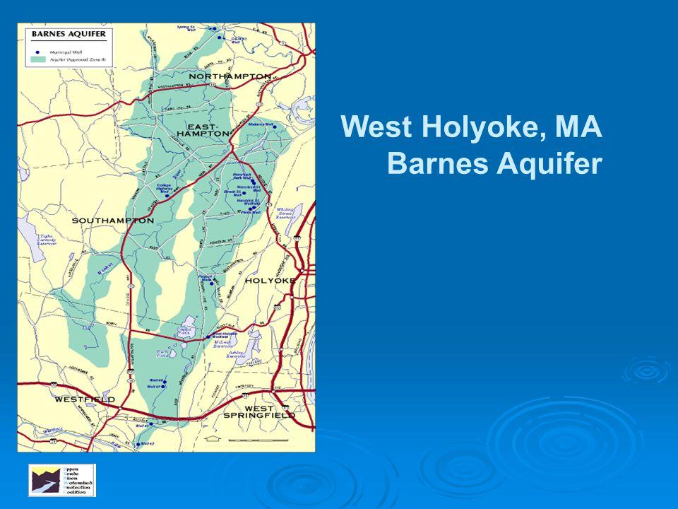 West Holyoke, MA Barnes Aquifer