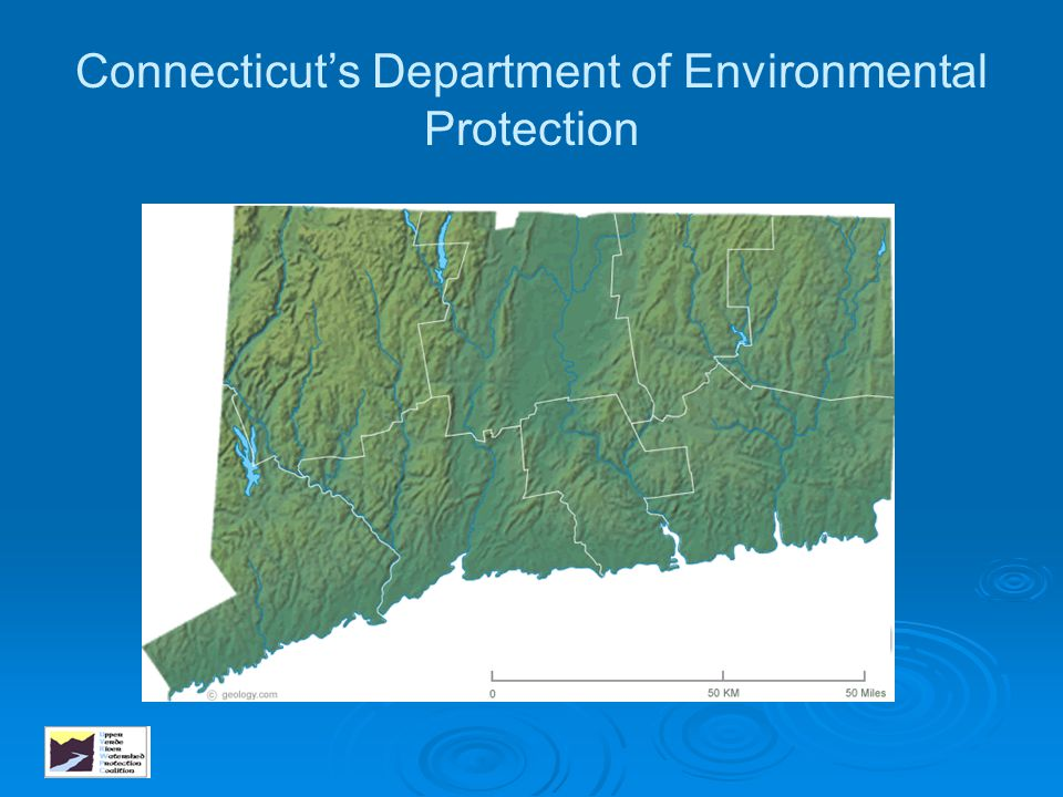Connecticut's Department of Environmental Protection