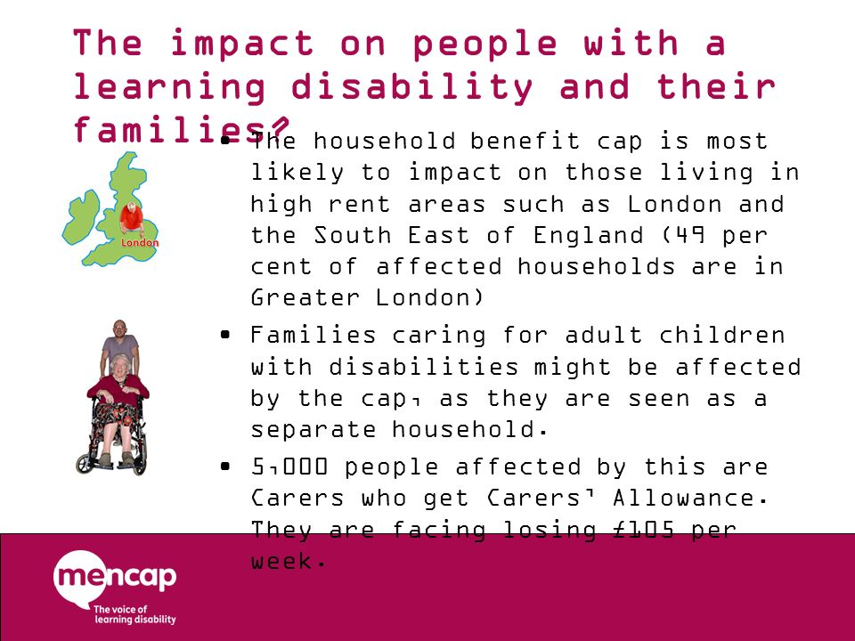The impact on people with a learning disability and their families