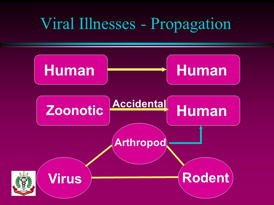 Viral Illnesses - Propagation