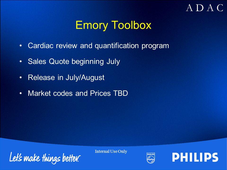 Emory Toolbox Cardiac review and quantification program