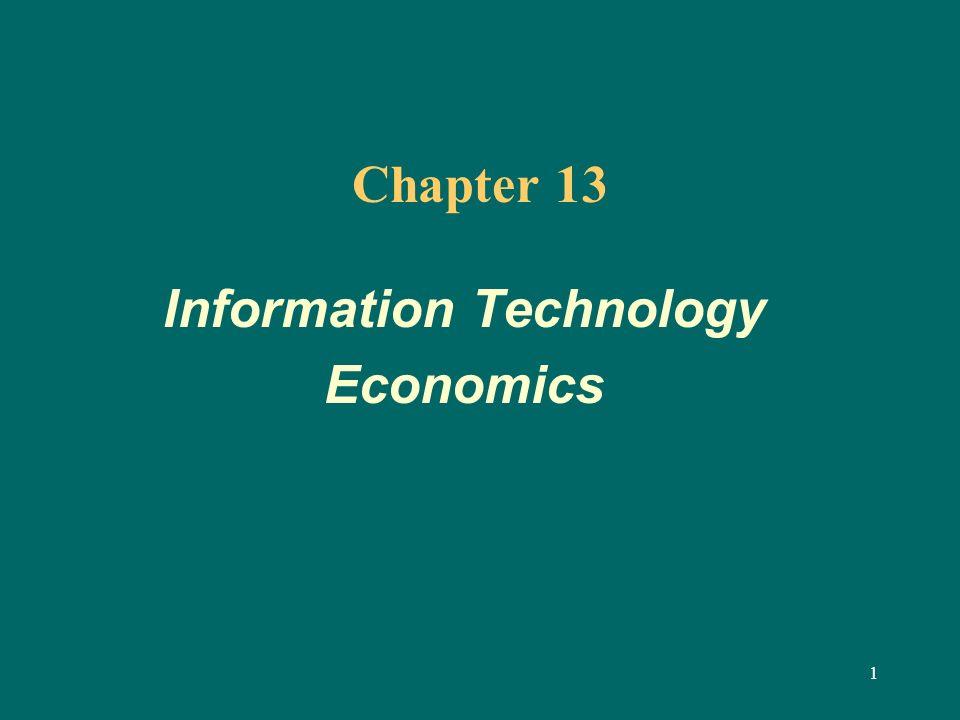 Information Technology Economics