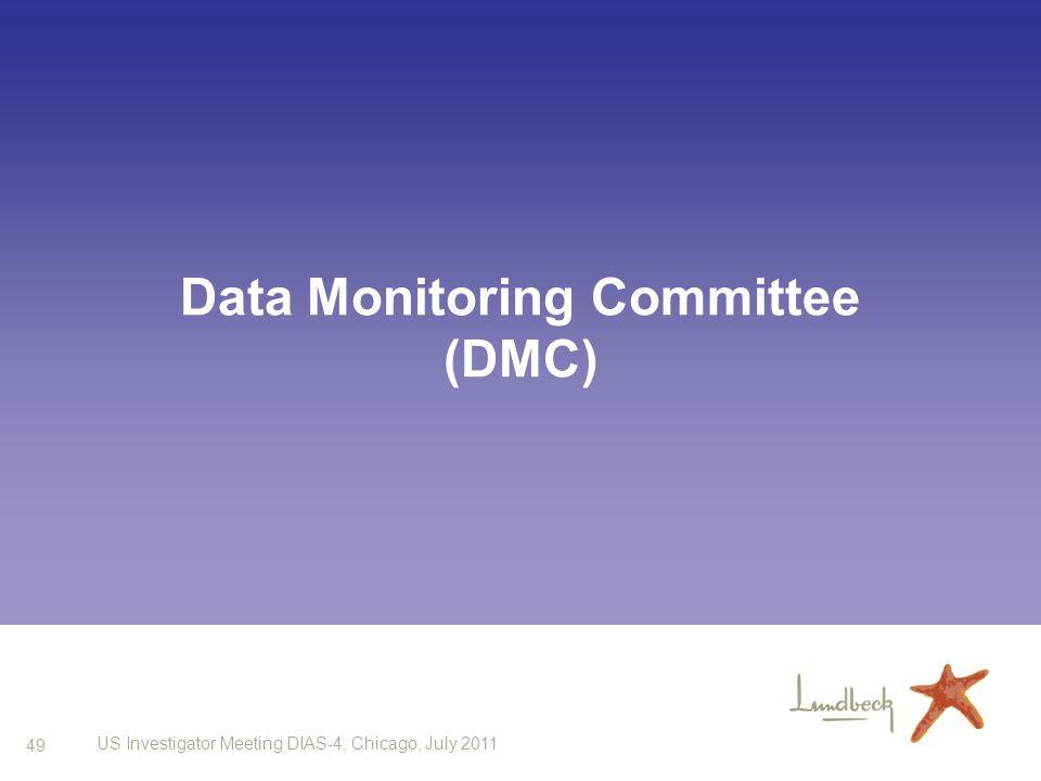Data Monitoring Committee (DMC)