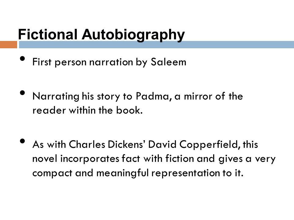 Fictional Autobiography