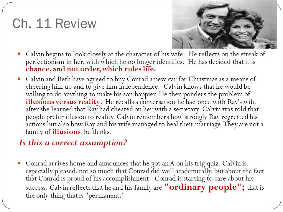 Ch. 11 Review
