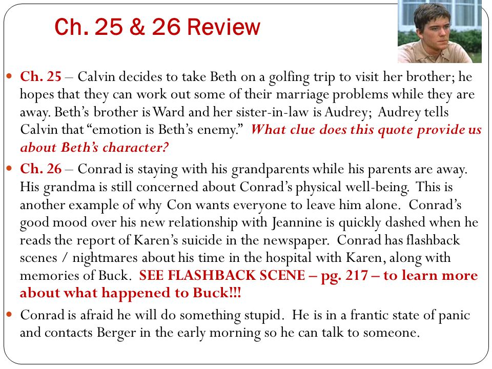 Ch. 25 & 26 Review