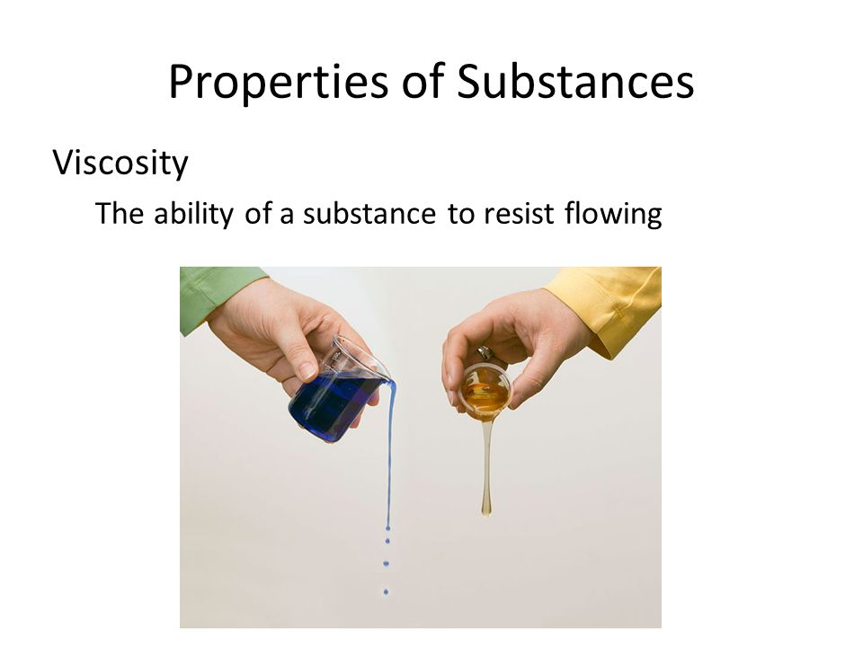 properties of substances Physical and chemical properties (21) physical properties appearance like shiny or dull, colour solid, liquid or gas at room temp boiling and melting points.