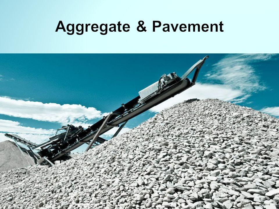 Aggregate & Pavement 140 series of PBRs