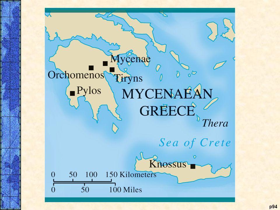 Minoan Crete and Mycenaean Greece