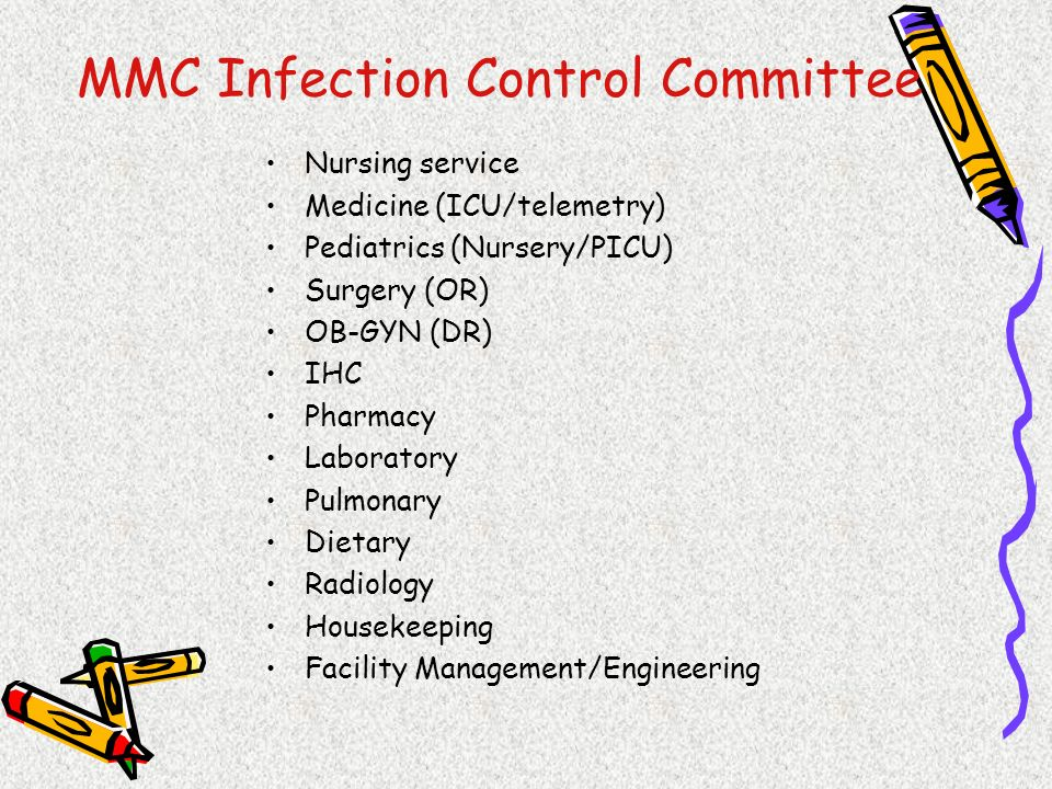 MMC Infection Control Committee