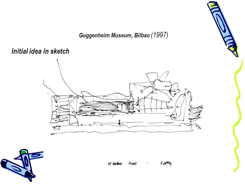 Guggenheim Museum, Bilbao (1997)