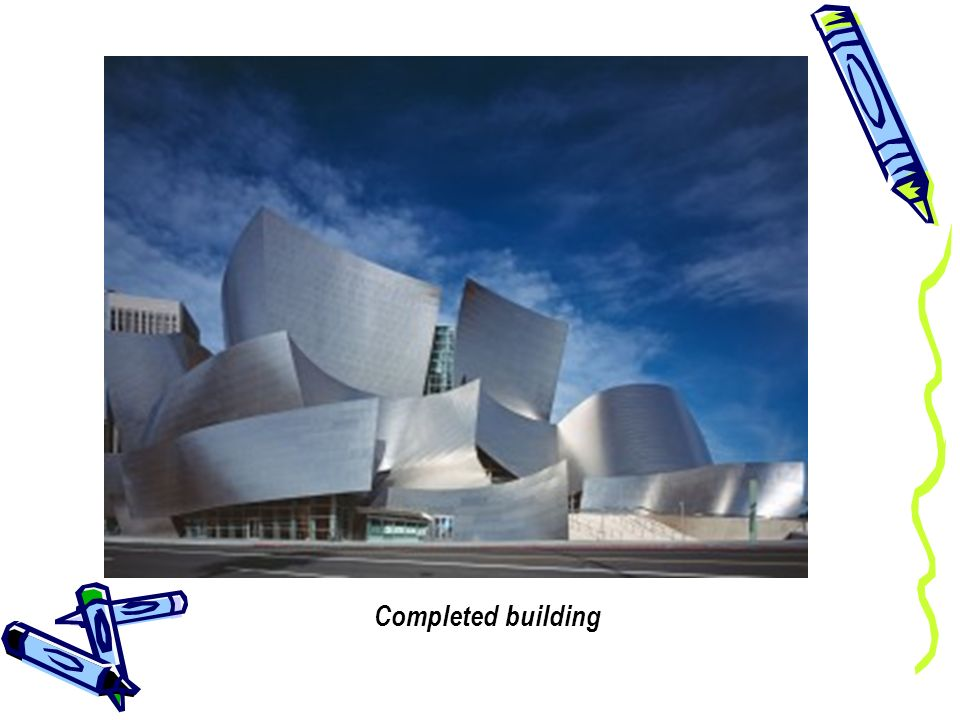 Walt Disney Concert Hall, New York (2003)