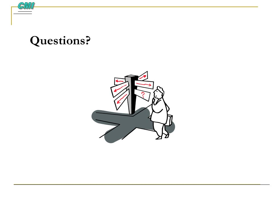 CMI Questions 19