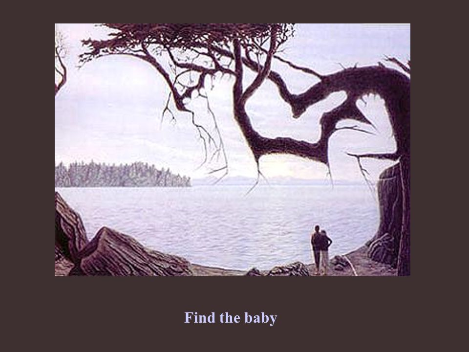 Find the baby