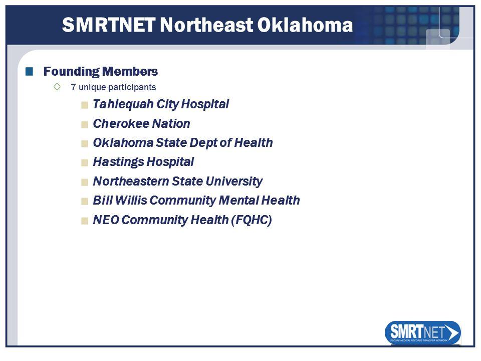 SMRTNET Northeast Oklahoma