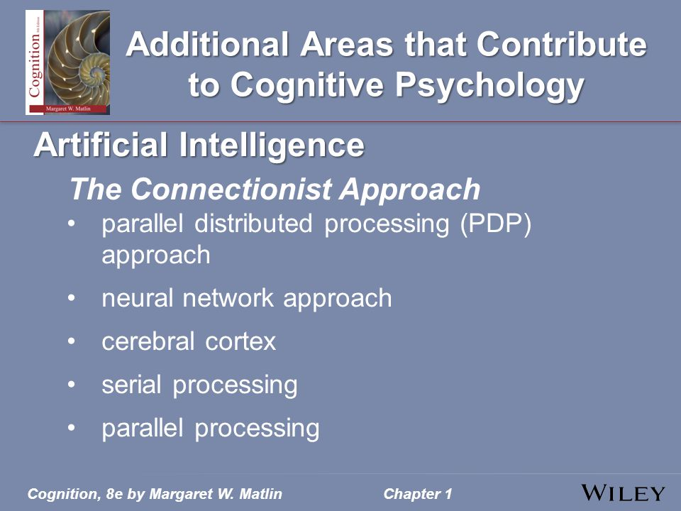 Additional Areas that Contribute to Cognitive Psychology