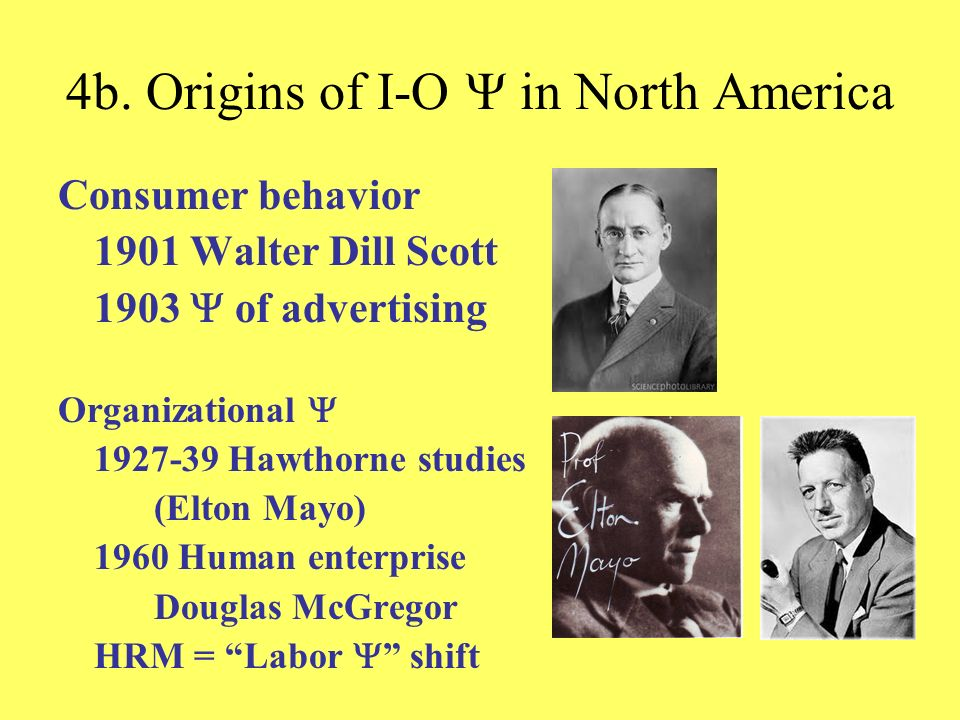 4b. Origins of I-O Y in North America