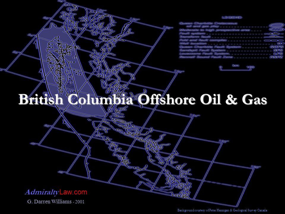 British Columbia Offshore Oil & Gas