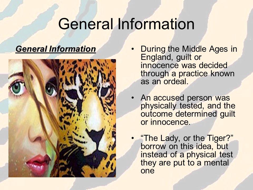 General Information General Information