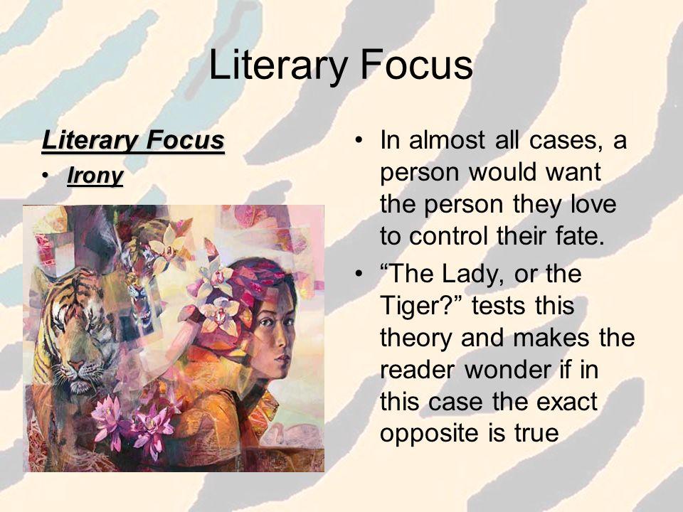 Literary Focus Literary Focus