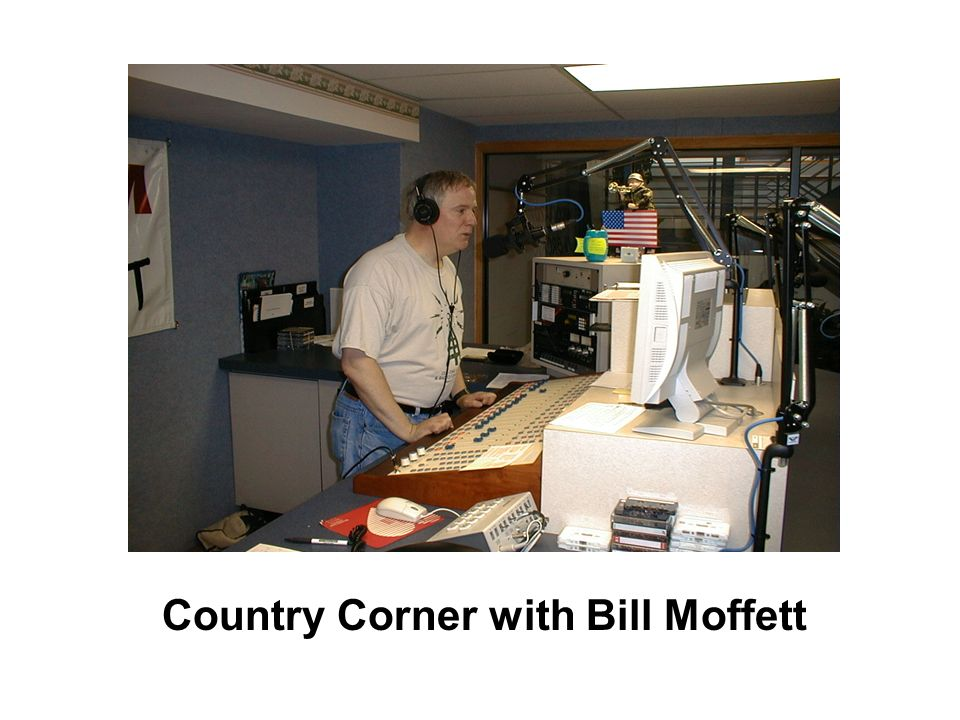 Country Corner with Bill Moffett