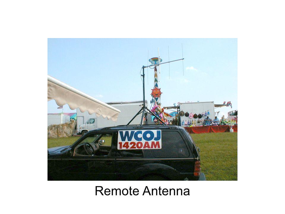 Remote Antenna