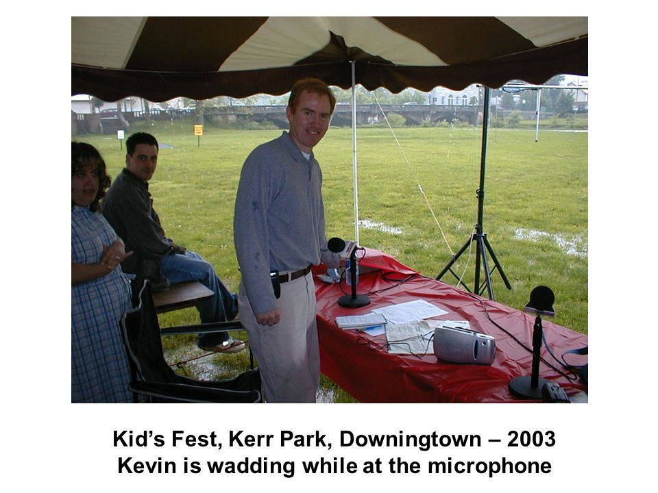 Kid's Fest, Kerr Park, Downingtown – 2003