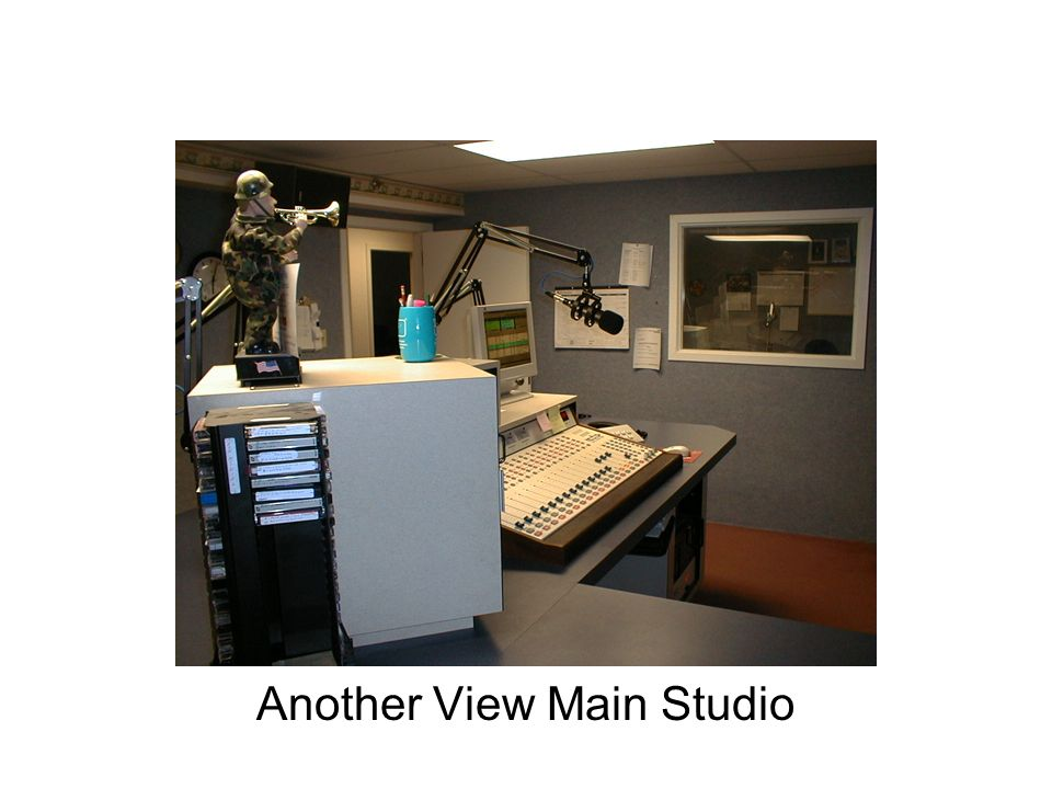 Another View Main Studio