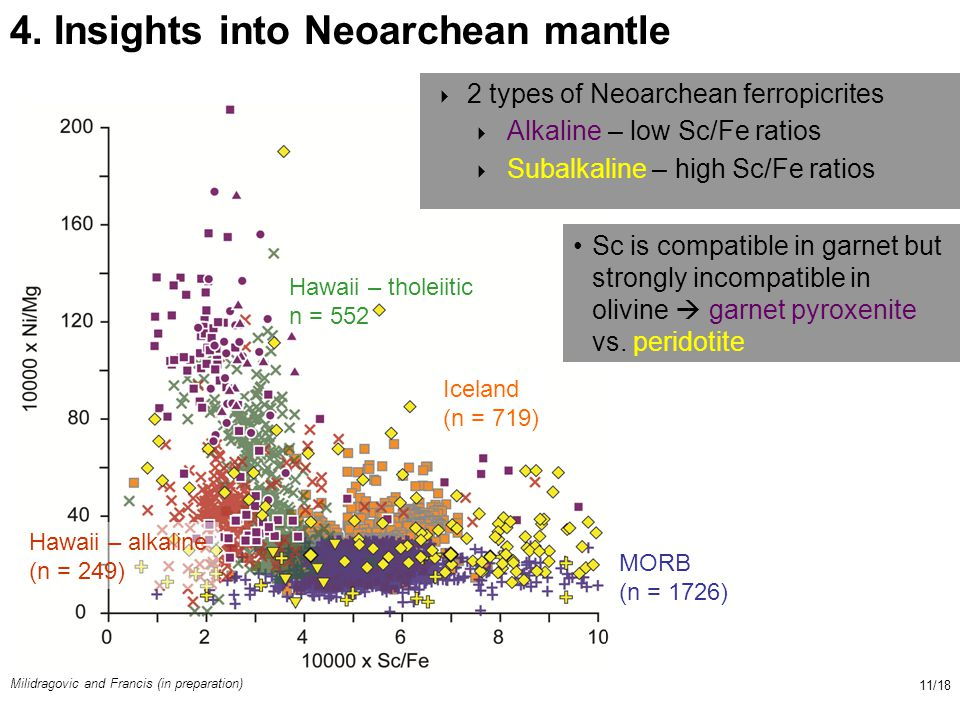 4. Insights into Neoarchean mantle