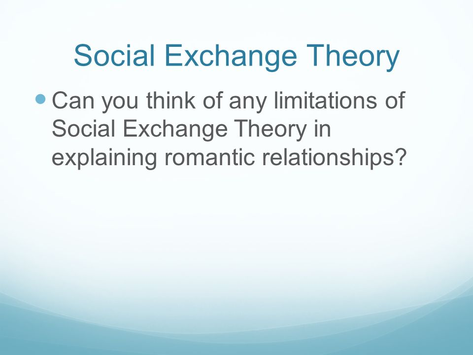 16 social theories and relationship rules pictures