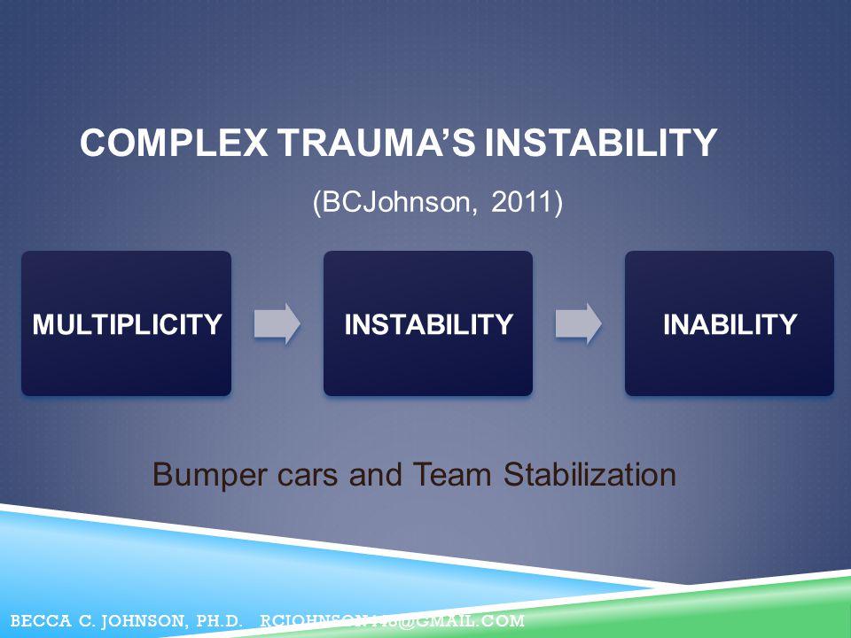 Complex Trauma's Instability